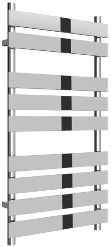 Reina Trento RND-TRT5095 Chrome Towel Rail 500 x 950mm