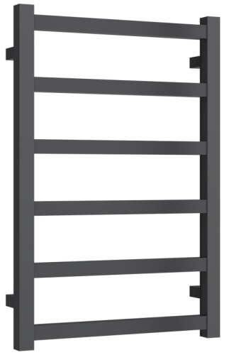 Reina Fano A-FNO0725A Anthracite Towel Rail 485 x 720mm